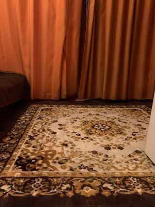 わが家の絨毯